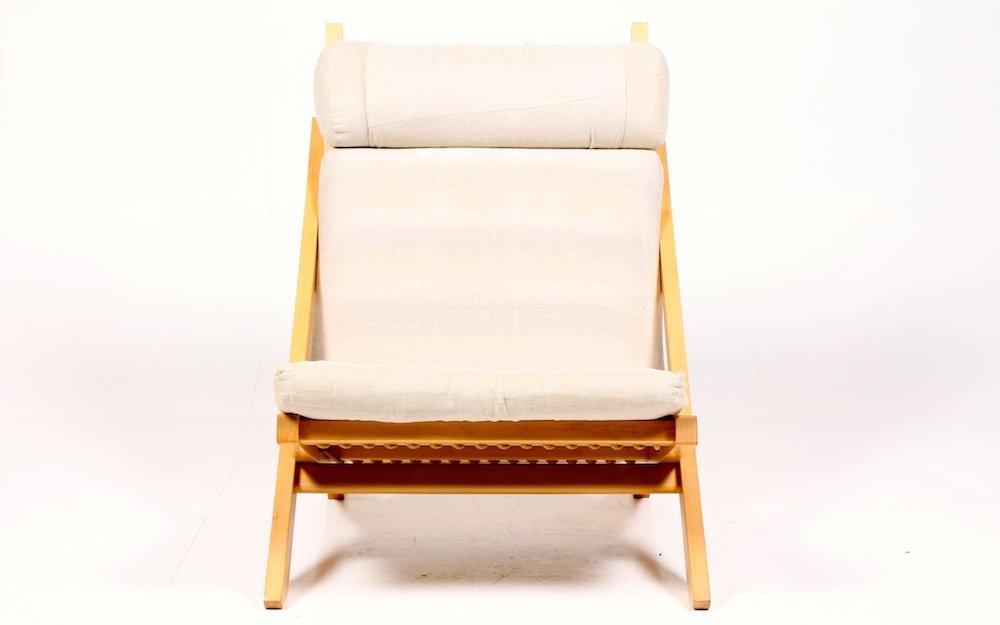 sessel hans j wegner f r pp m bler bei pamono kaufen. Black Bedroom Furniture Sets. Home Design Ideas