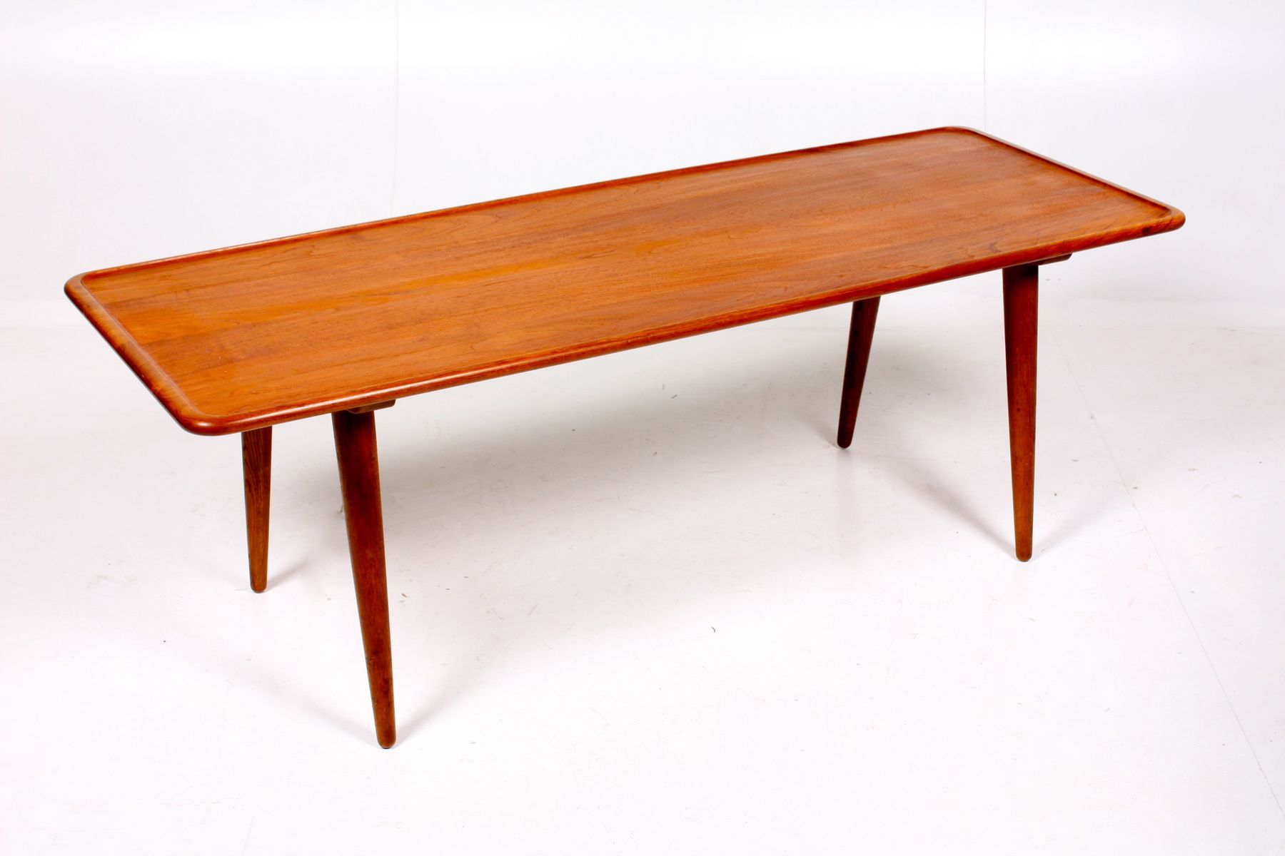Coffee Table By Hans J Wegner For Andreas Tuck For Sale At Pamono