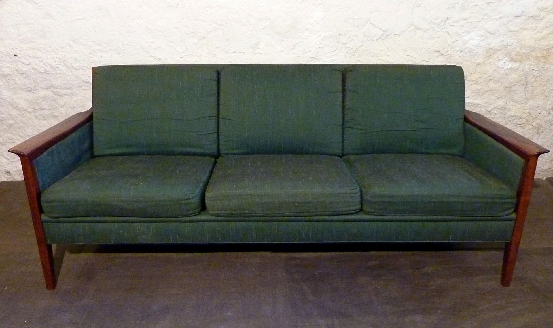Vintage Swedish Sofa From Br Derna Andersson For Sale At