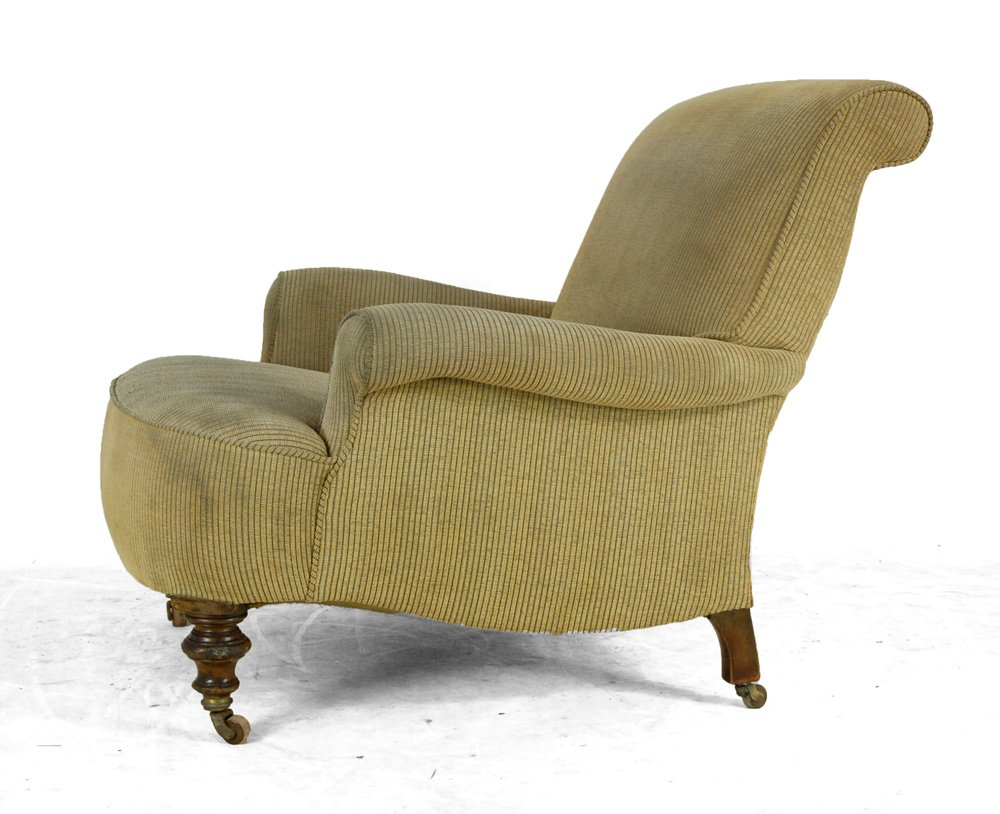 Antique victorian armchair 1860 for sale at pamono for Armchair furniture