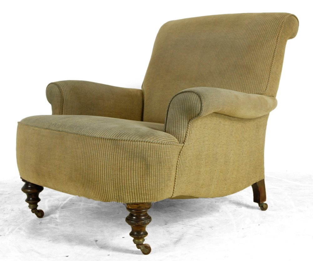 Antique Victorian Armchair, 1860 for sale at Pamono