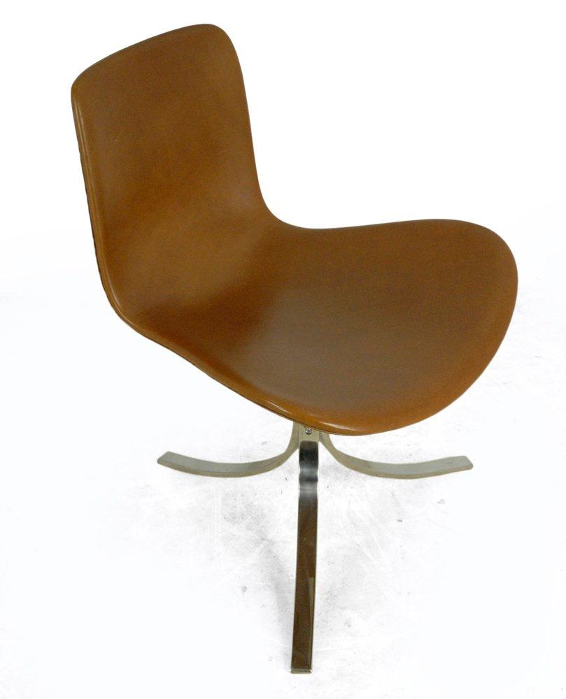 vintage schreibtischstuhl aus england 1970er bei pamono kaufen. Black Bedroom Furniture Sets. Home Design Ideas