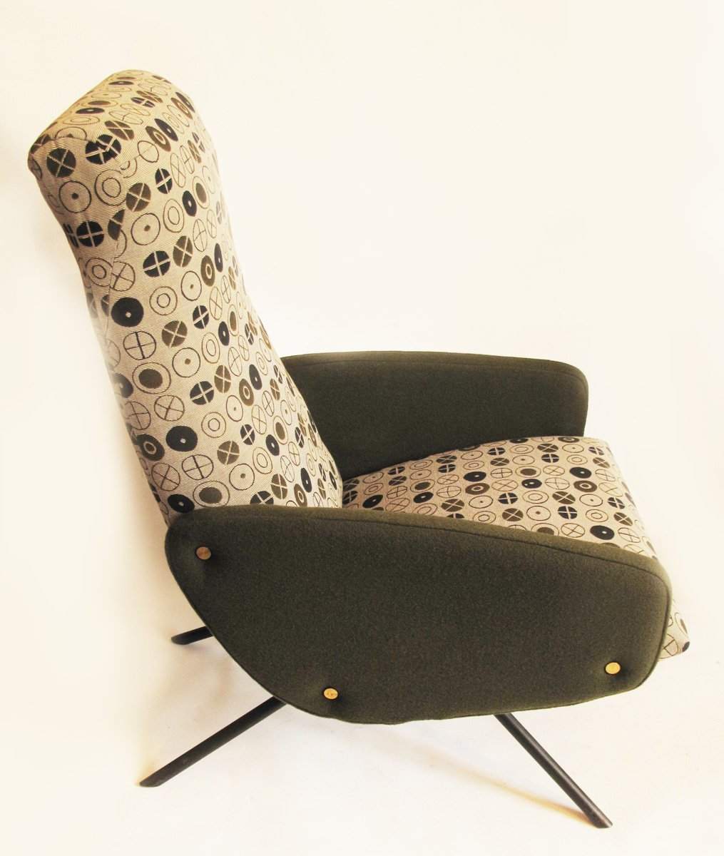 Vintage Armchair, 1950s for sale at Pamono