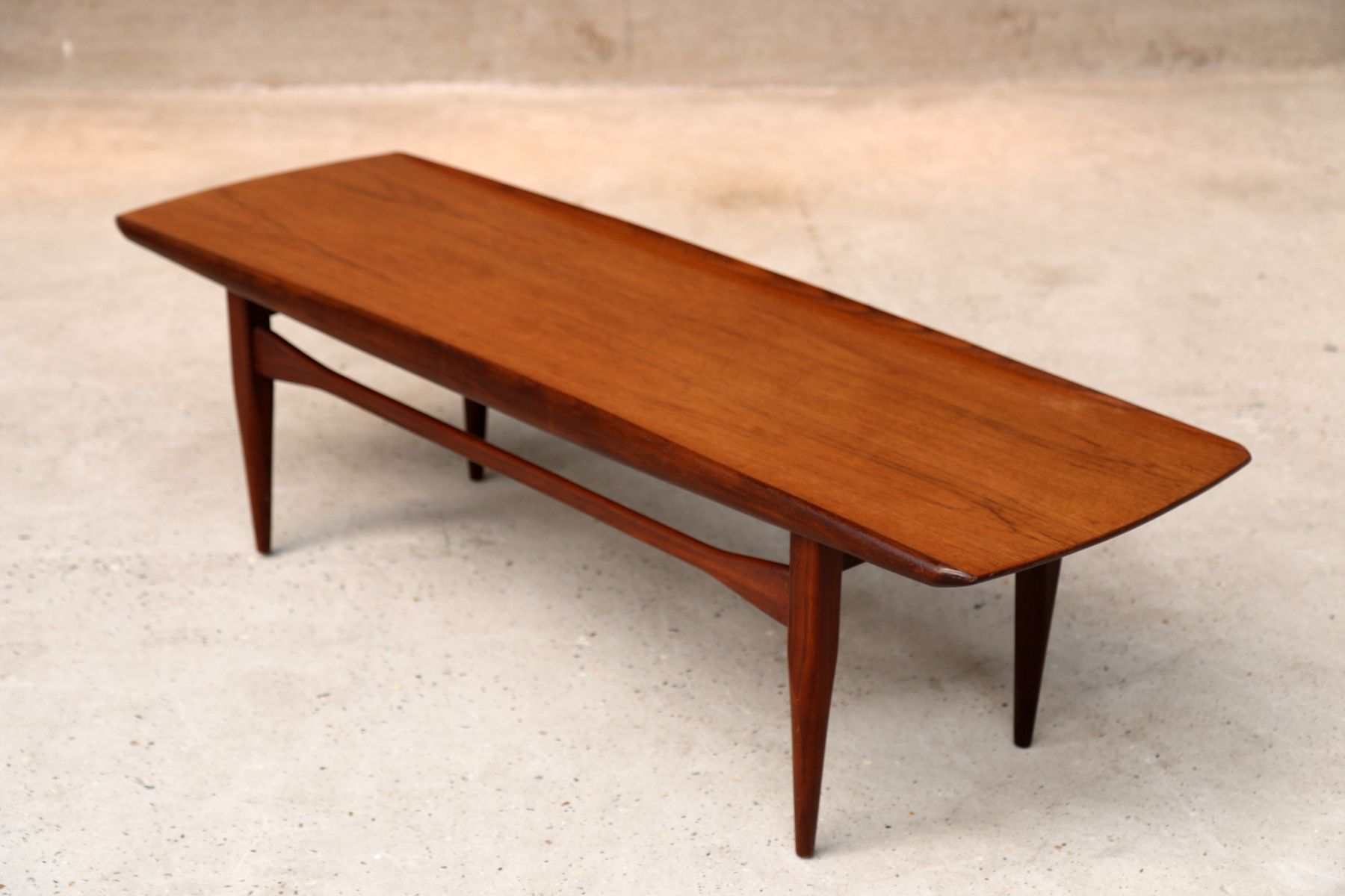 Mid Century Scandinavian Coffee Table For Sale At Pamono
