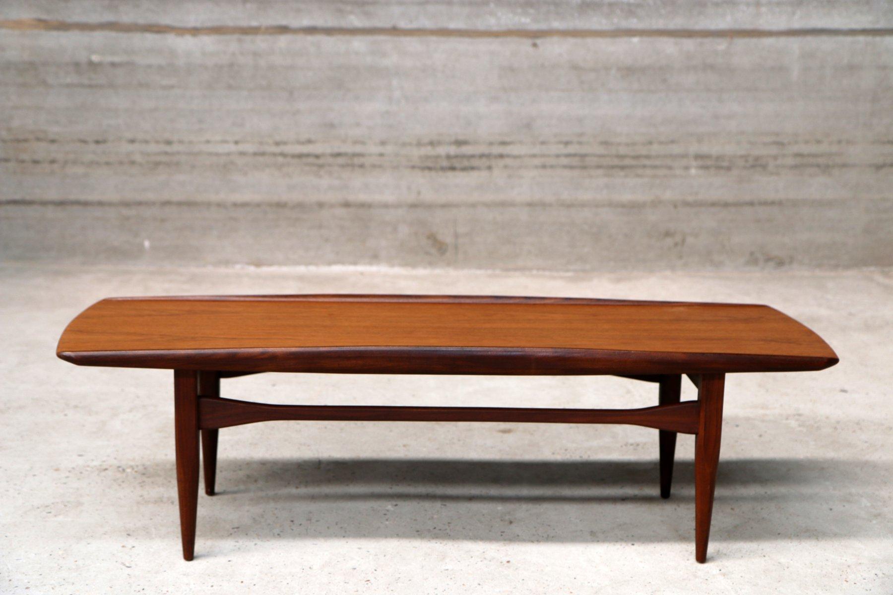 Mid century scandinavian coffee table for sale at pamono for Scandinavian coffee table