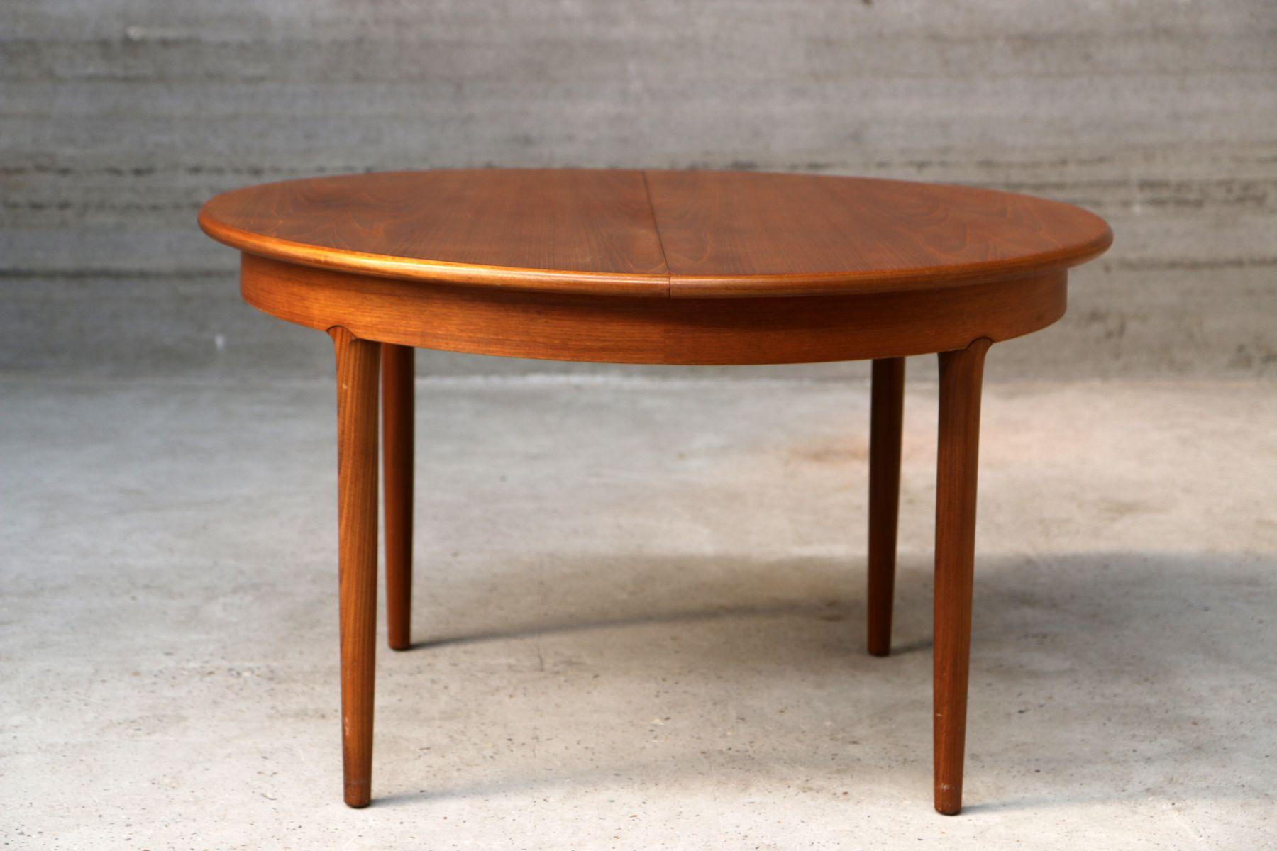 Table de Salle à Manger Extensible Vintage Scandinave en vente sur ...
