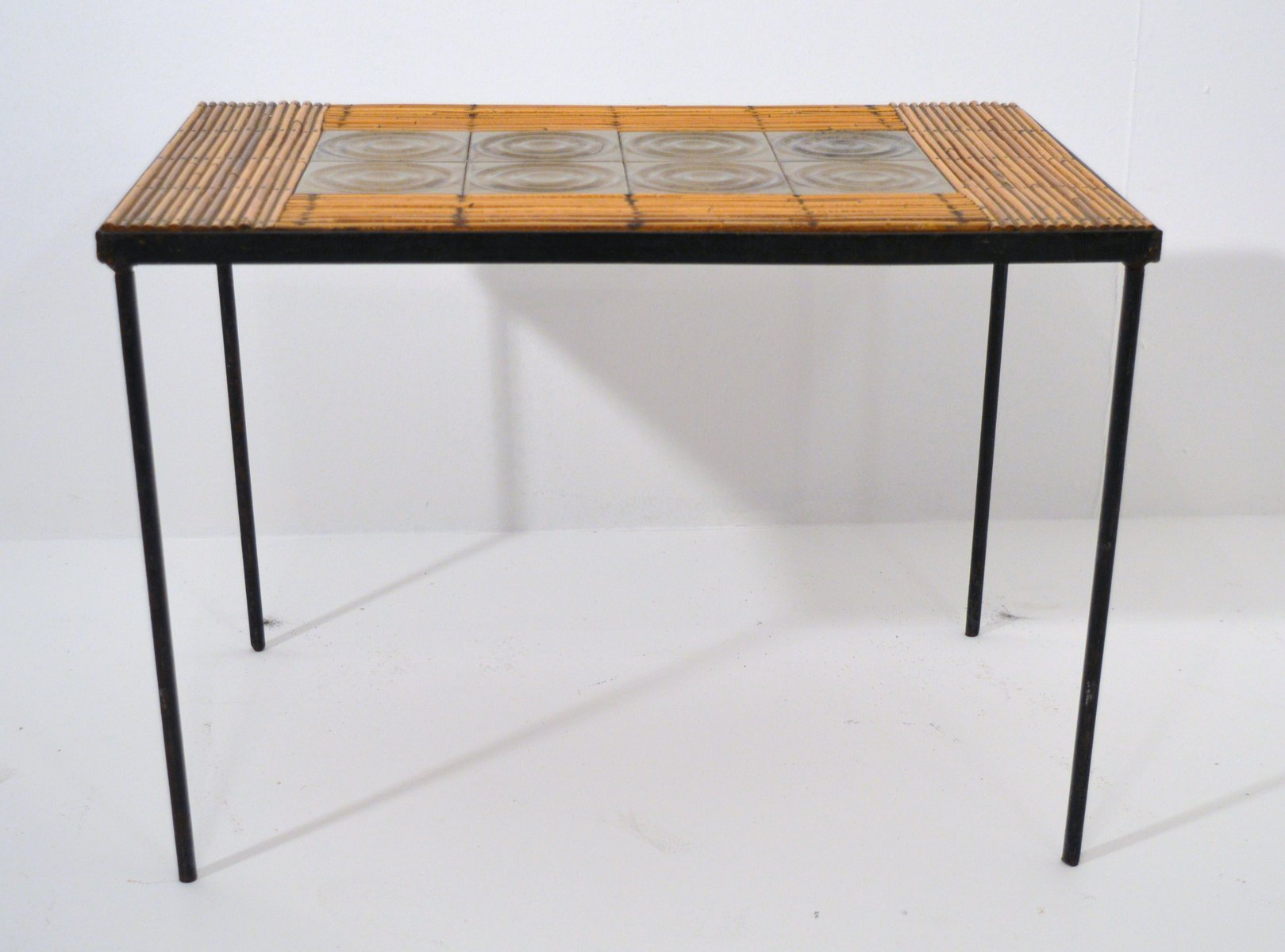 Vintage French Coffee Table 1950s for sale at Pamono