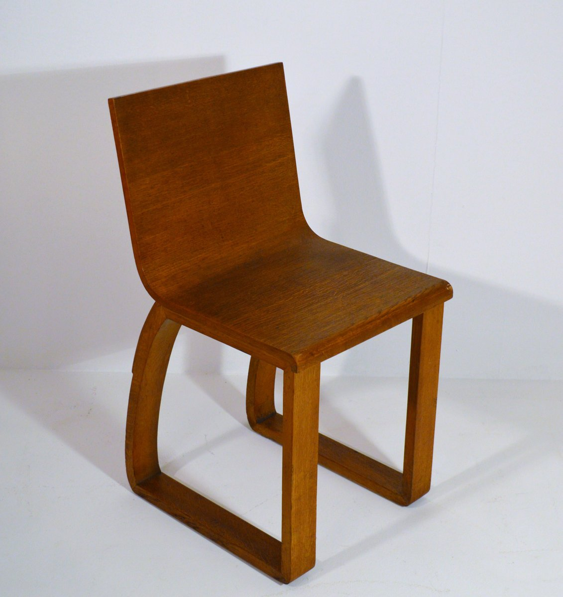 French oak chair 1930s for sale at pamono for Chair design 1930