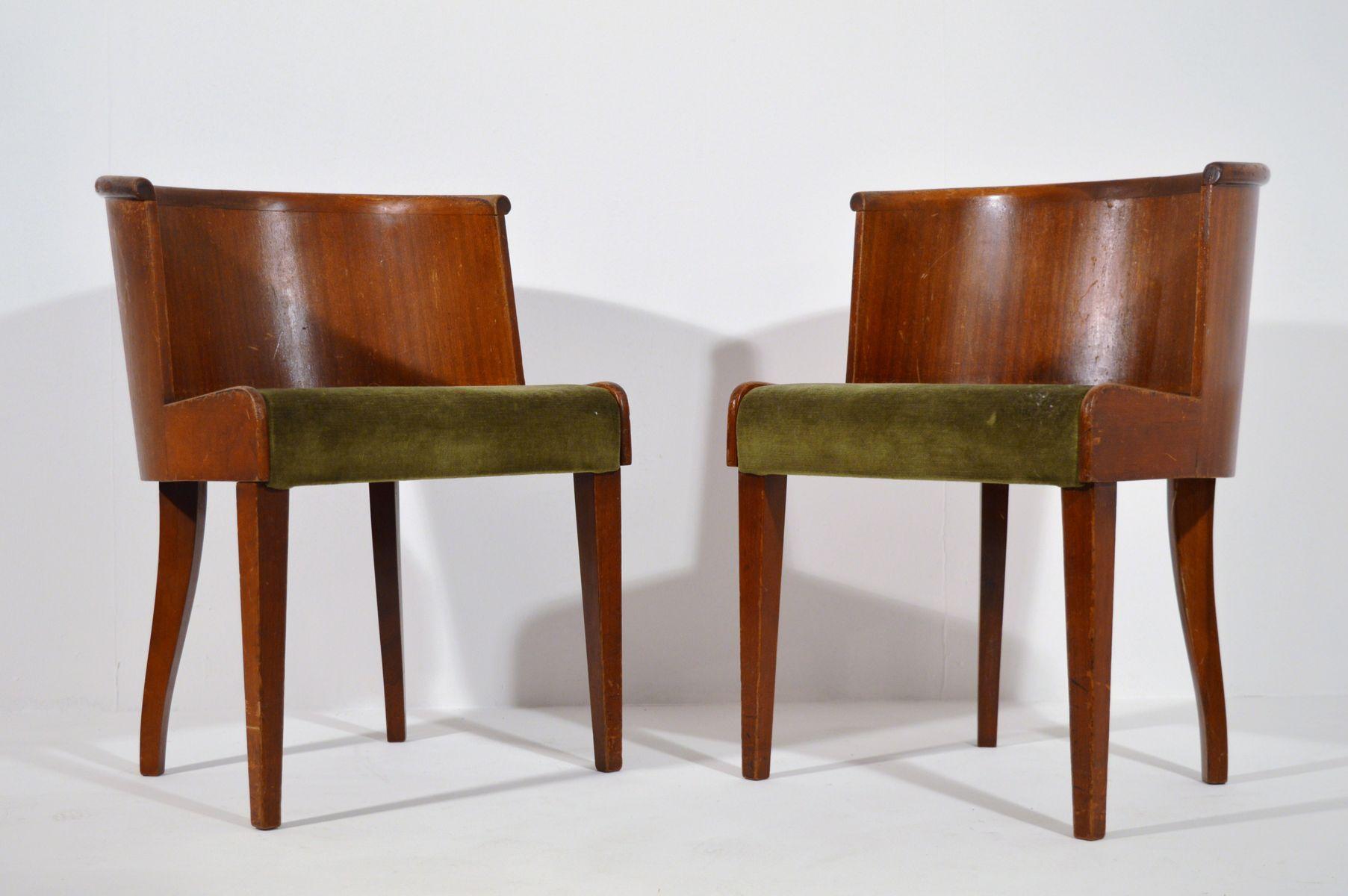 schreibtischst hle von decoene 2er set. Black Bedroom Furniture Sets. Home Design Ideas