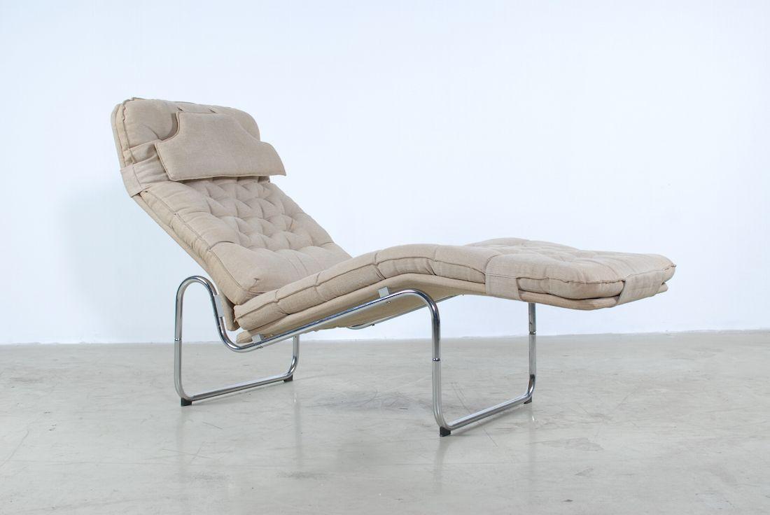 lounge stuhl von dux bei pamono kaufen. Black Bedroom Furniture Sets. Home Design Ideas