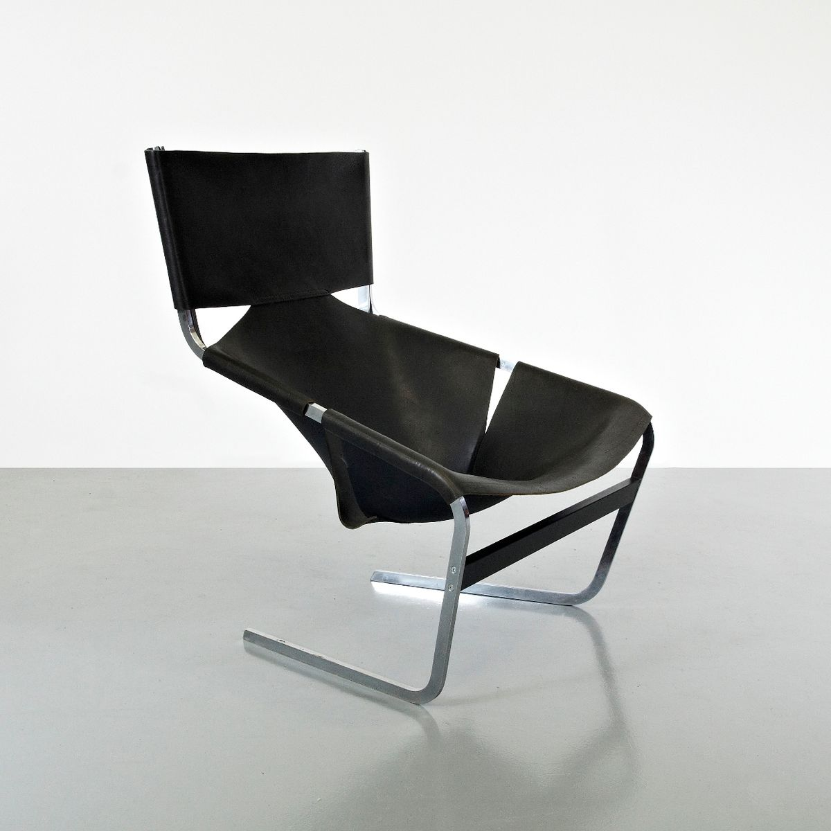 lounge chair by pierre paulin for artifort 1963 for sale at pamono. Black Bedroom Furniture Sets. Home Design Ideas
