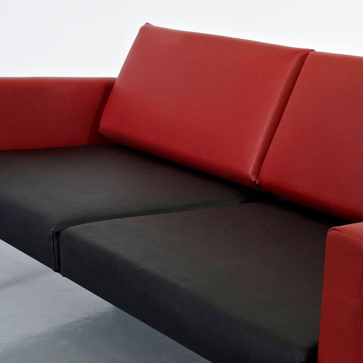 sofabett von coen de vries f r devo ca 1950 bei pamono. Black Bedroom Furniture Sets. Home Design Ideas