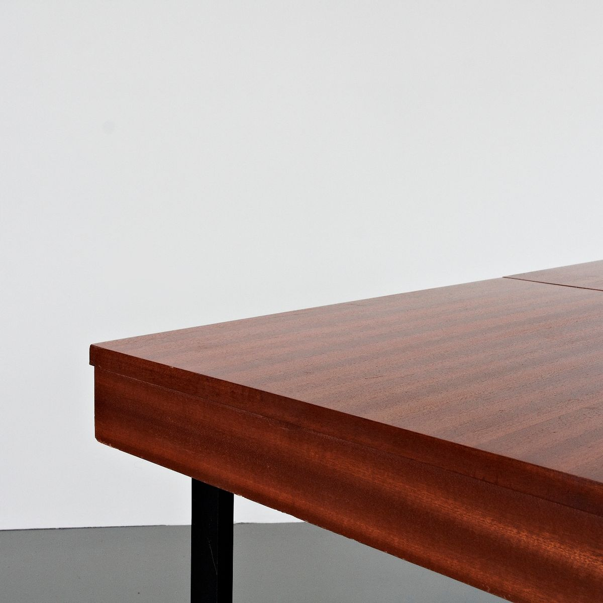 dining table by pierre guariche for meurop circa 1950 for sale at pamono. Black Bedroom Furniture Sets. Home Design Ideas