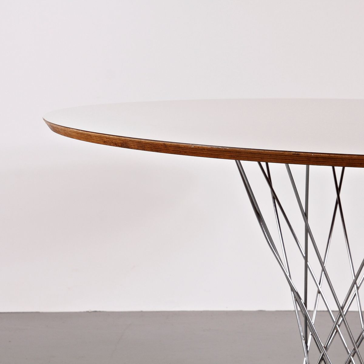 Cyclone table by isamu noguchi for knoll 1960s for sale at pamono - Isamu noguchi table basse ...