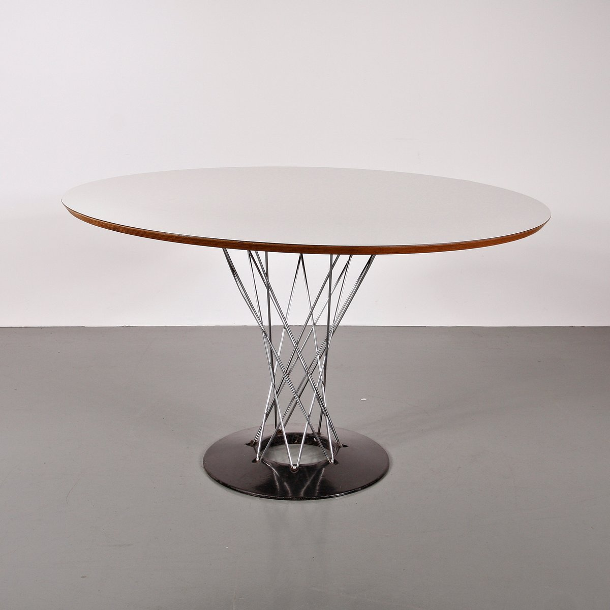 cyclone table by isamu noguchi for knoll s for sale at pamono - cyclone table by isamu noguchi for knoll s