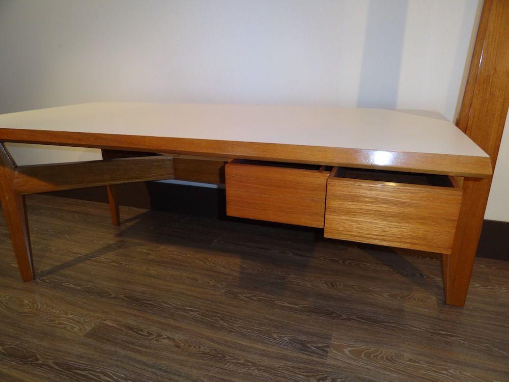 architekten schreibtisch 1960er bei pamono kaufen. Black Bedroom Furniture Sets. Home Design Ideas