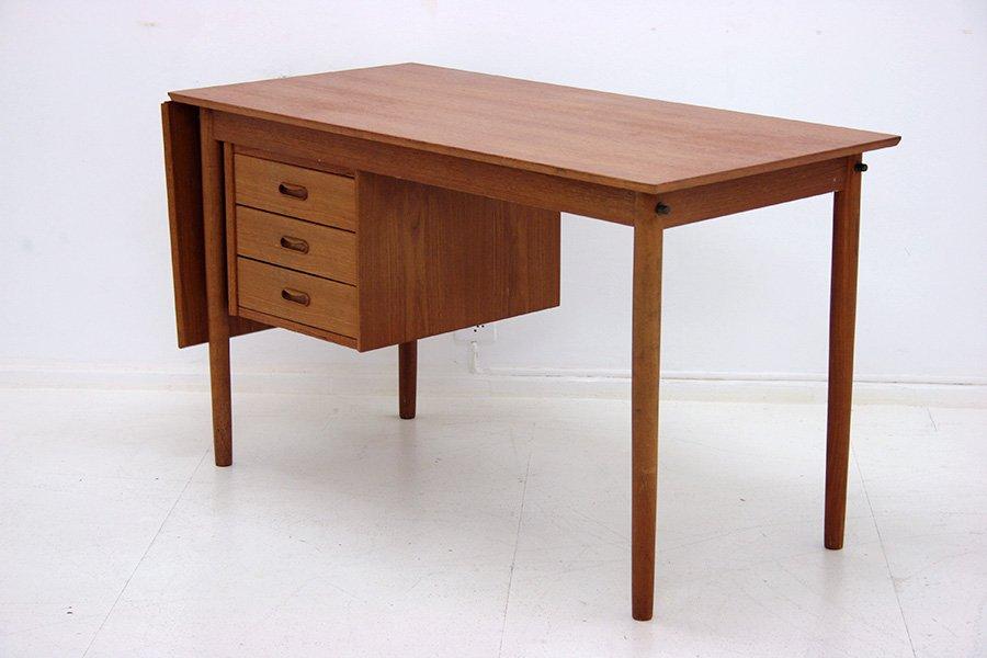 klappschreibtisch von arne vodder f r sigh s ns m belfabrik bei pamono kaufen. Black Bedroom Furniture Sets. Home Design Ideas