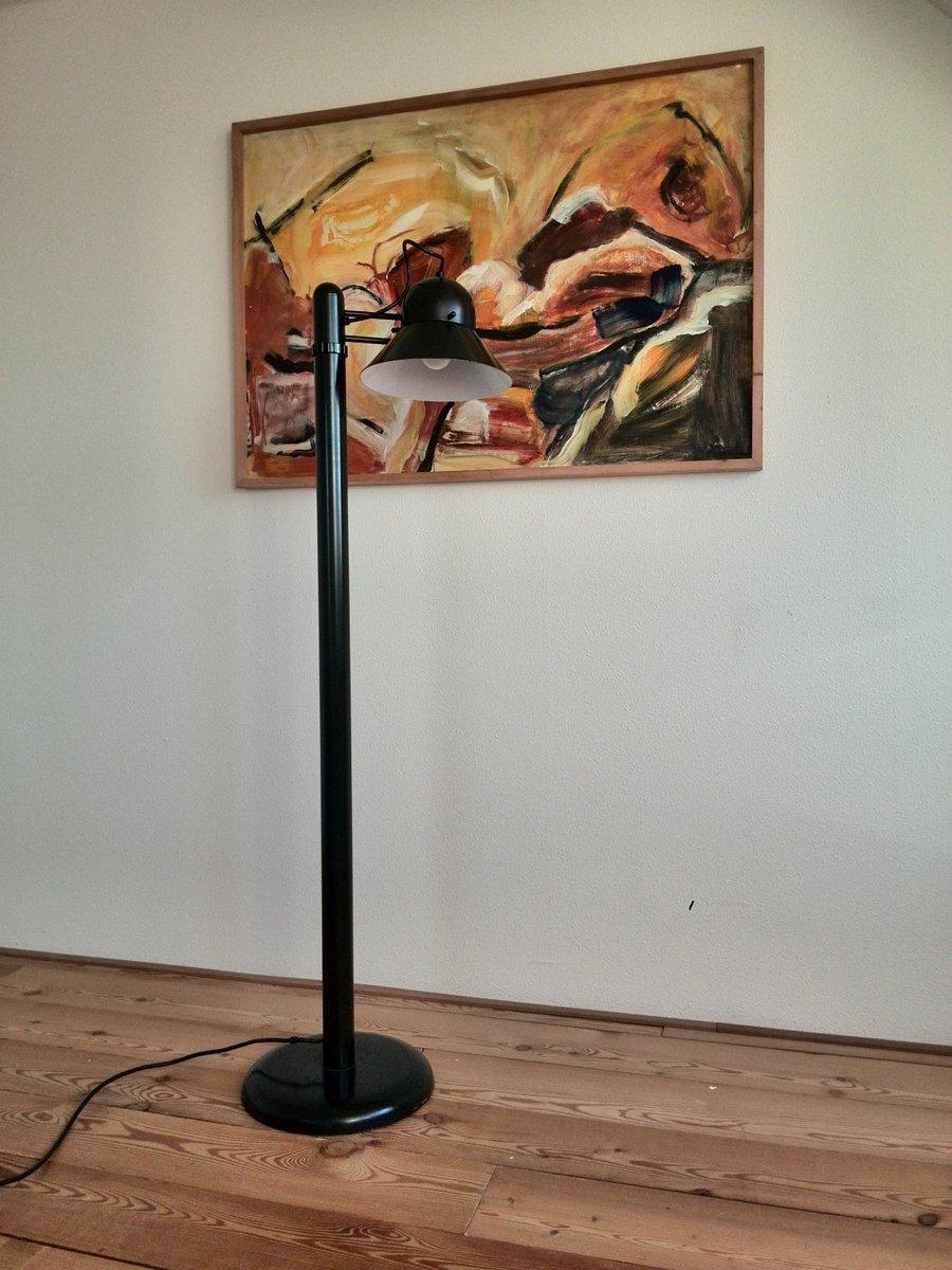 lampadaire de lecture de stilnovo 1975 en vente sur pamono. Black Bedroom Furniture Sets. Home Design Ideas