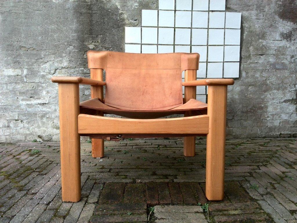 Sessel von bernt petersen für ikea, 1960er/70er bei pamono kaufen