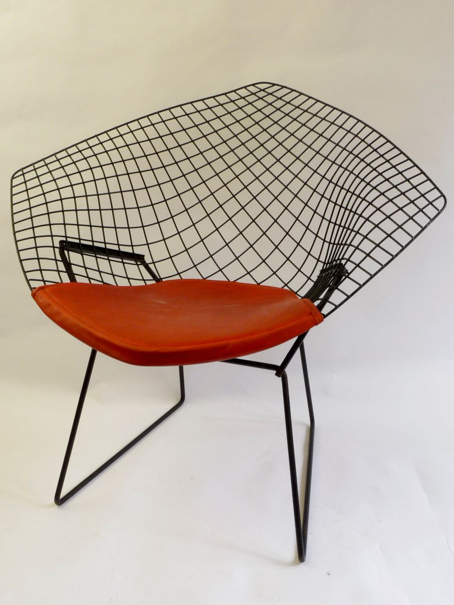 421 diamond chair by harry bertoia for sale at pamono. Black Bedroom Furniture Sets. Home Design Ideas
