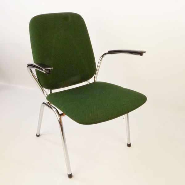 Easy Chair by Gebr De Wit 1970s for sale at Pamono