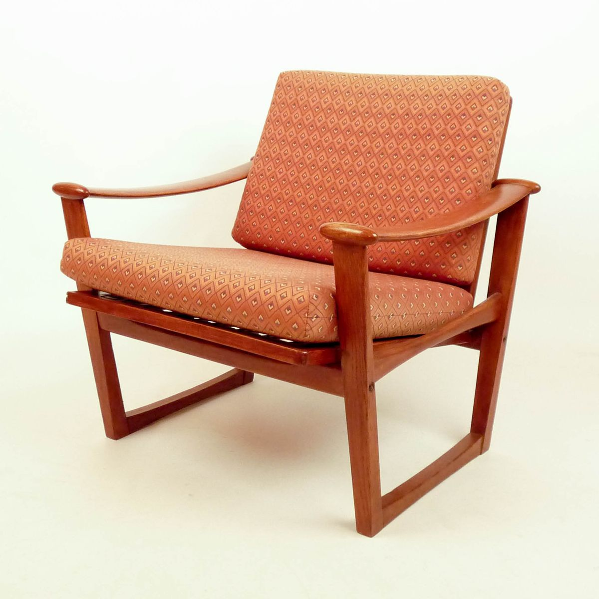 Scandinavian easy chair by finn juhl for pastoe 1960s for sale at pamono - Scandinavian chair ...