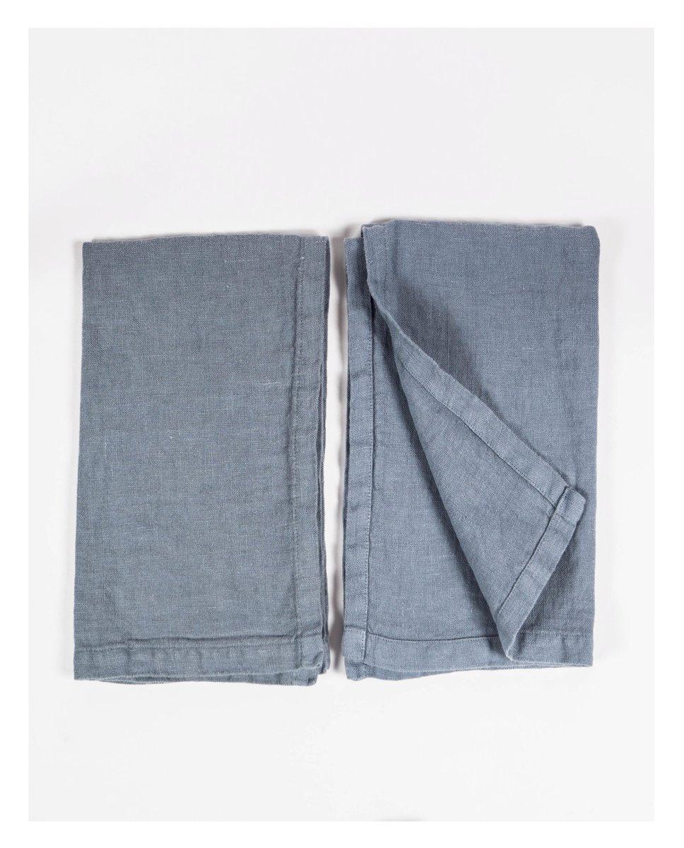 tischl ufer aus leinen von once milano bei pamono kaufen. Black Bedroom Furniture Sets. Home Design Ideas