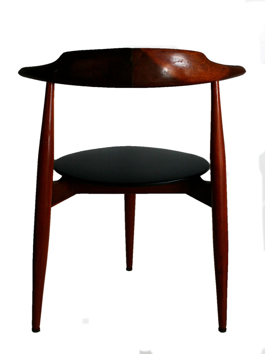 H4103 dining chair by hans wegner for sale at pamono for Wegner dining chair