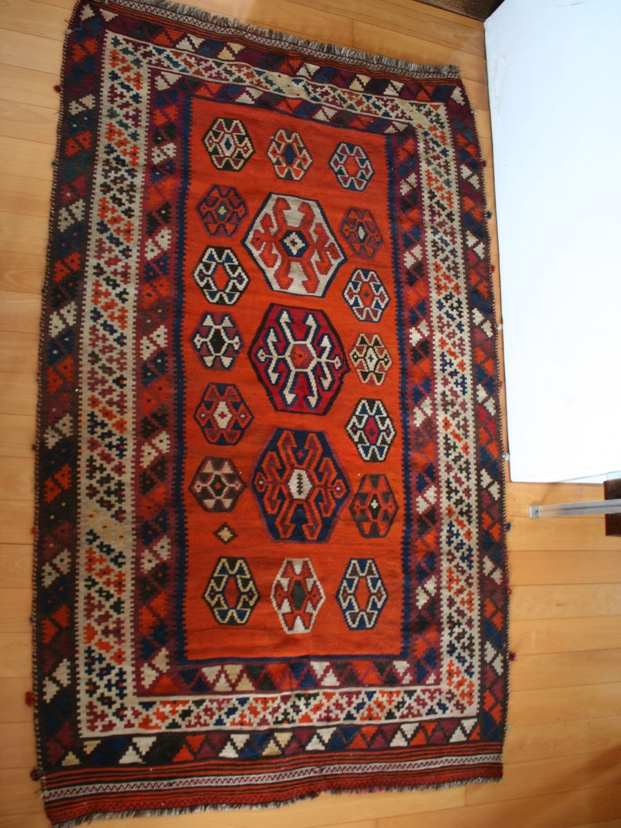 Vintage Persian Kilim Rug For Sale At Pamono