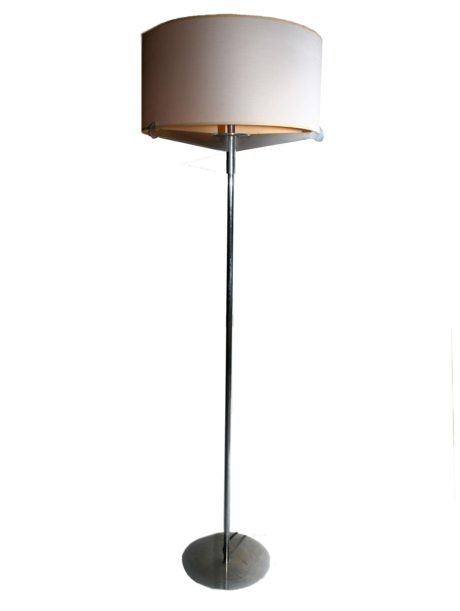 Stainless steel lamp s for sale at pamono