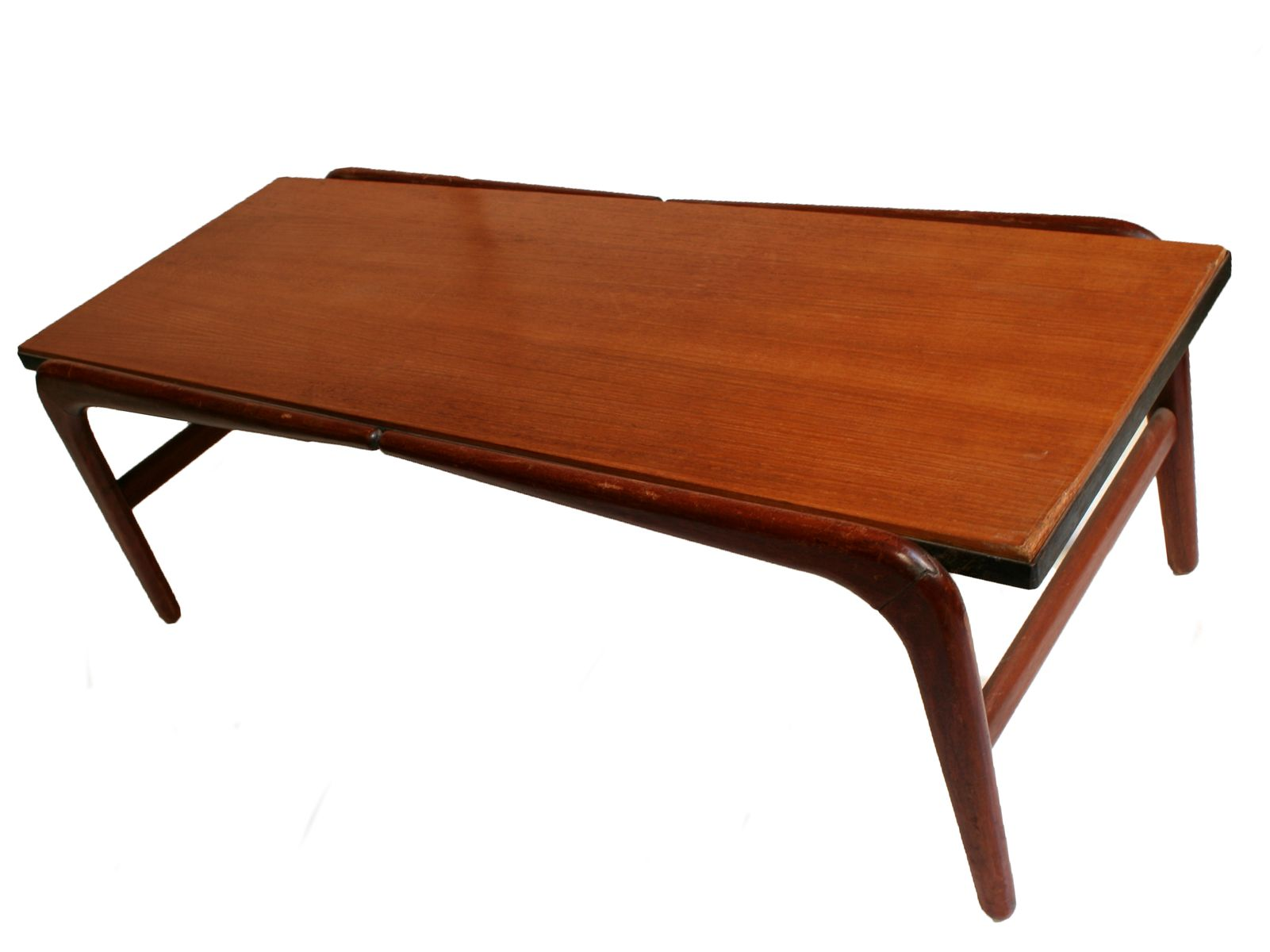 scandinavian coffee table by arne hovmand olsen for sale at pamono. Black Bedroom Furniture Sets. Home Design Ideas