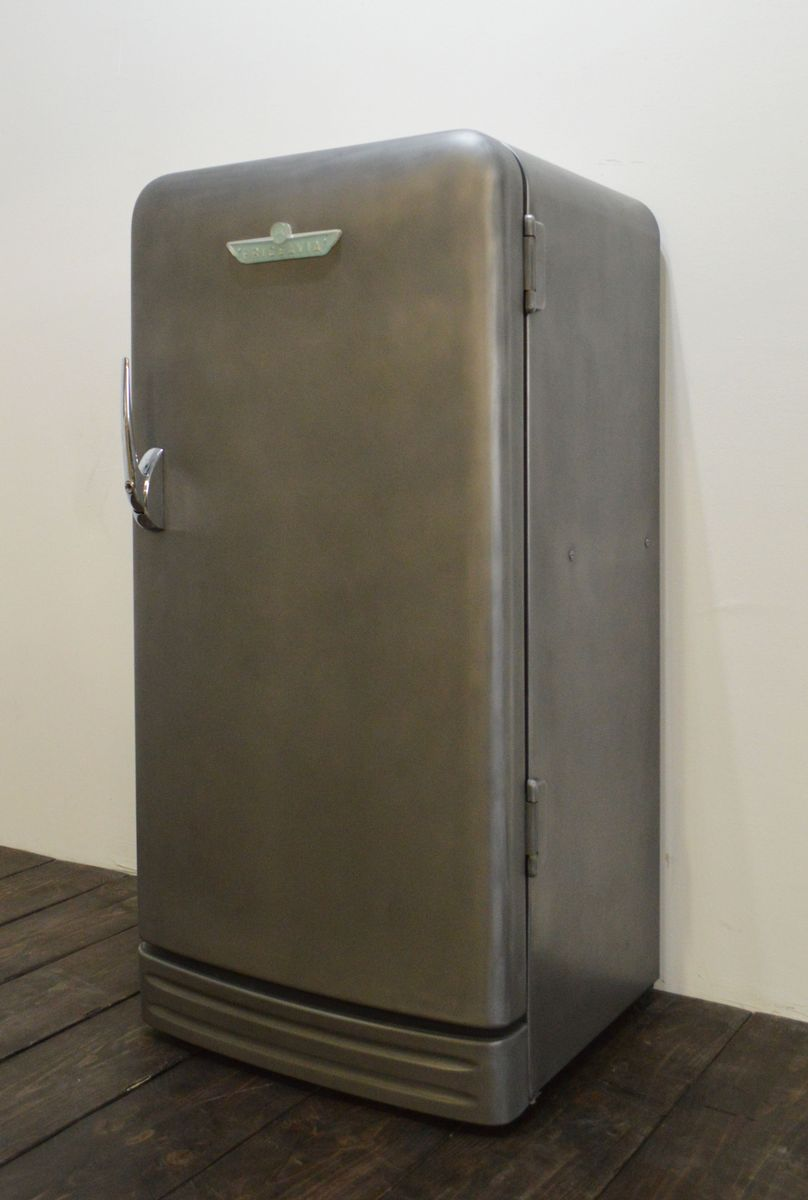 Vintage French Fridge From Frigeavia 1960s For Sale At Pamono