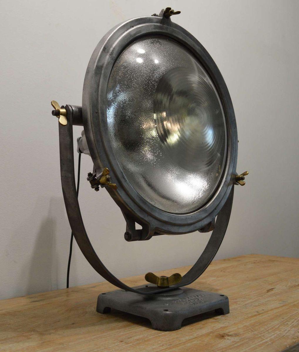 gro e lampe von mazda 1950er bei pamono kaufen. Black Bedroom Furniture Sets. Home Design Ideas