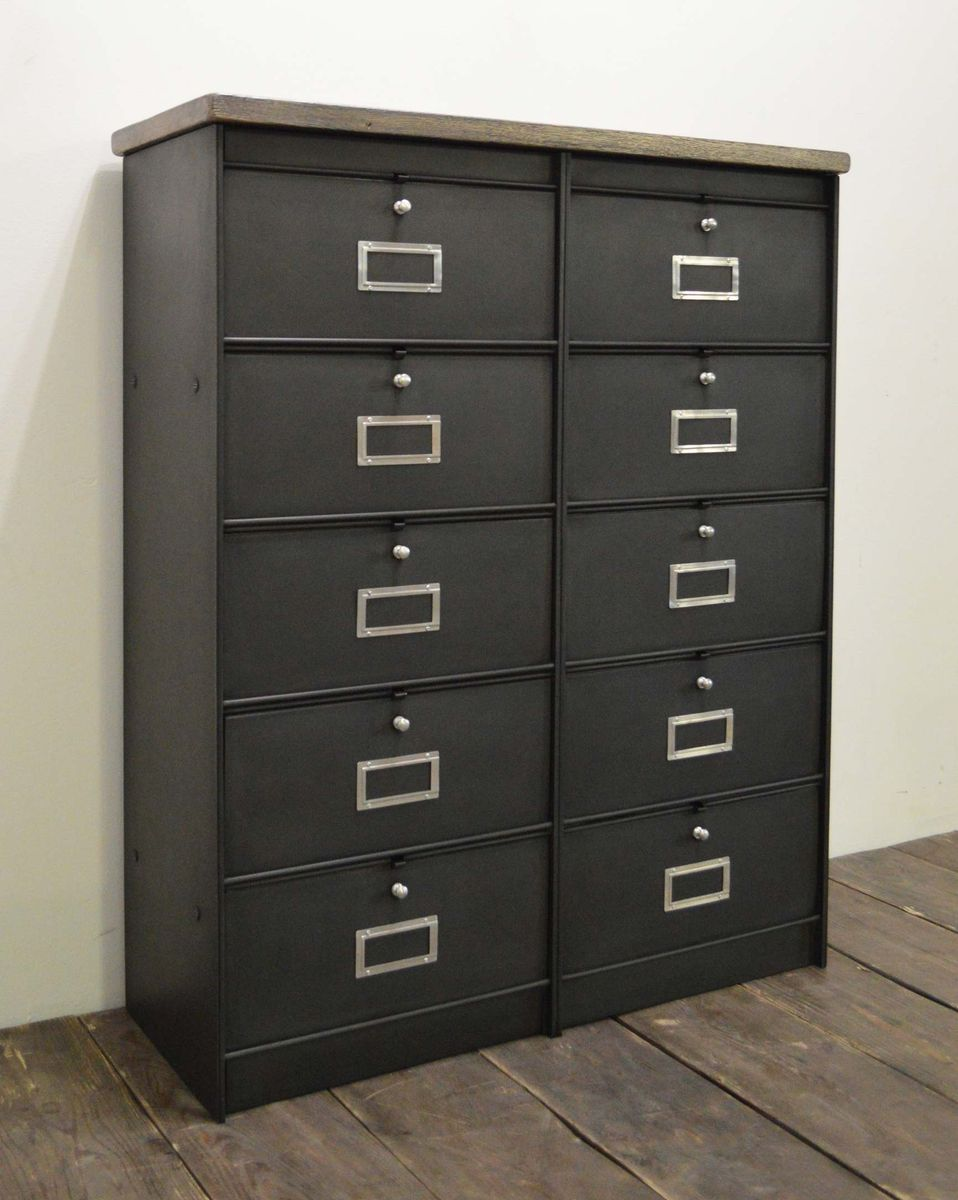 Perfect Antique File Cabinets Style And Design