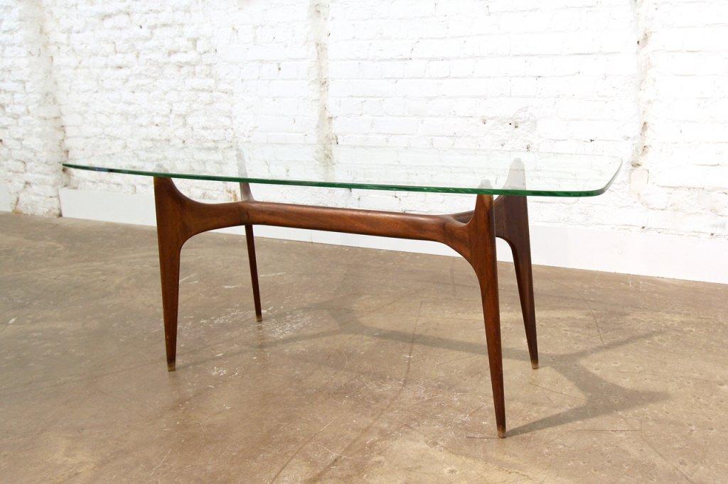 couchtisch von jos de mey 1950er bei pamono kaufen. Black Bedroom Furniture Sets. Home Design Ideas