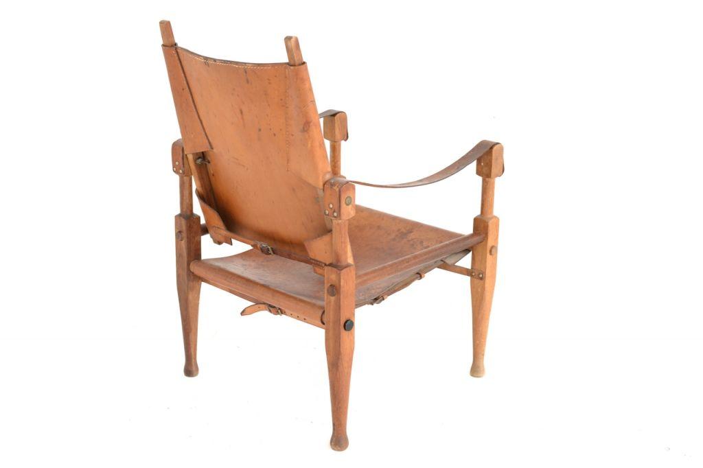 Safari Chair by Wilhelm Kienzle for Wohnbedarf Zurich