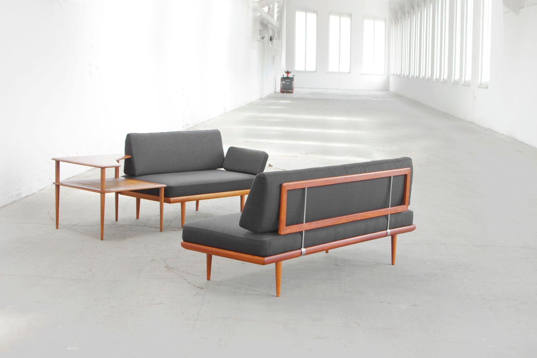 d nisches teak minerva sofa system von peter hvidt and orla m lgaard nielsen bei pamono kaufen. Black Bedroom Furniture Sets. Home Design Ideas