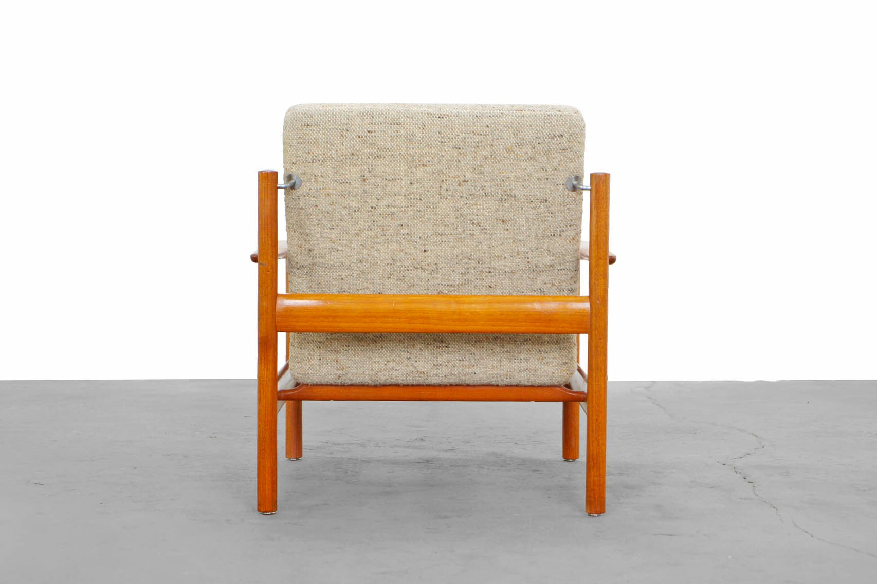 ... Fabric Easy Chair by Sven Ivar Dysthe for Dokka M?bler Norge, 1960 5
