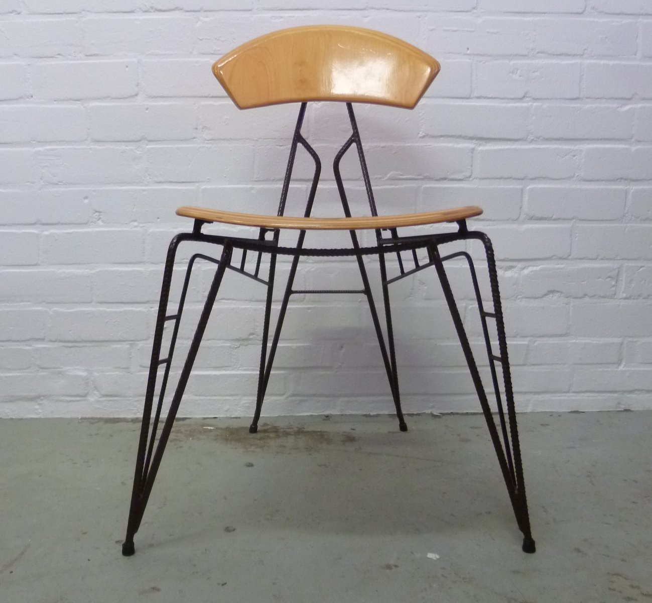 Industrial Chair by Jan Stigt for sale at Pamono