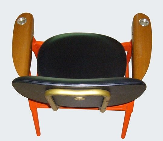 Mid century florentine chair 1960s for sale at pamono for Z chair mid century