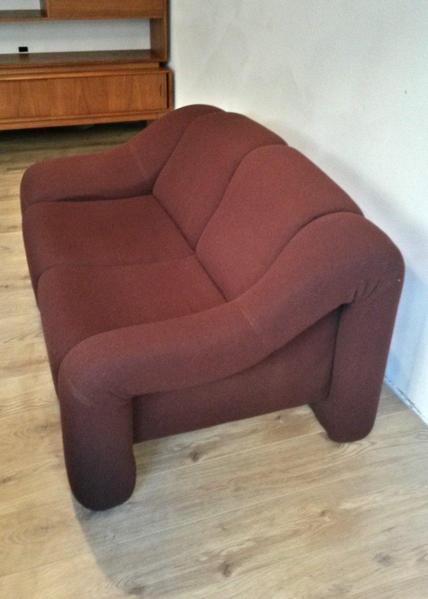 zweisitzer sofa und sessel von artima 1970er bei pamono kaufen. Black Bedroom Furniture Sets. Home Design Ideas