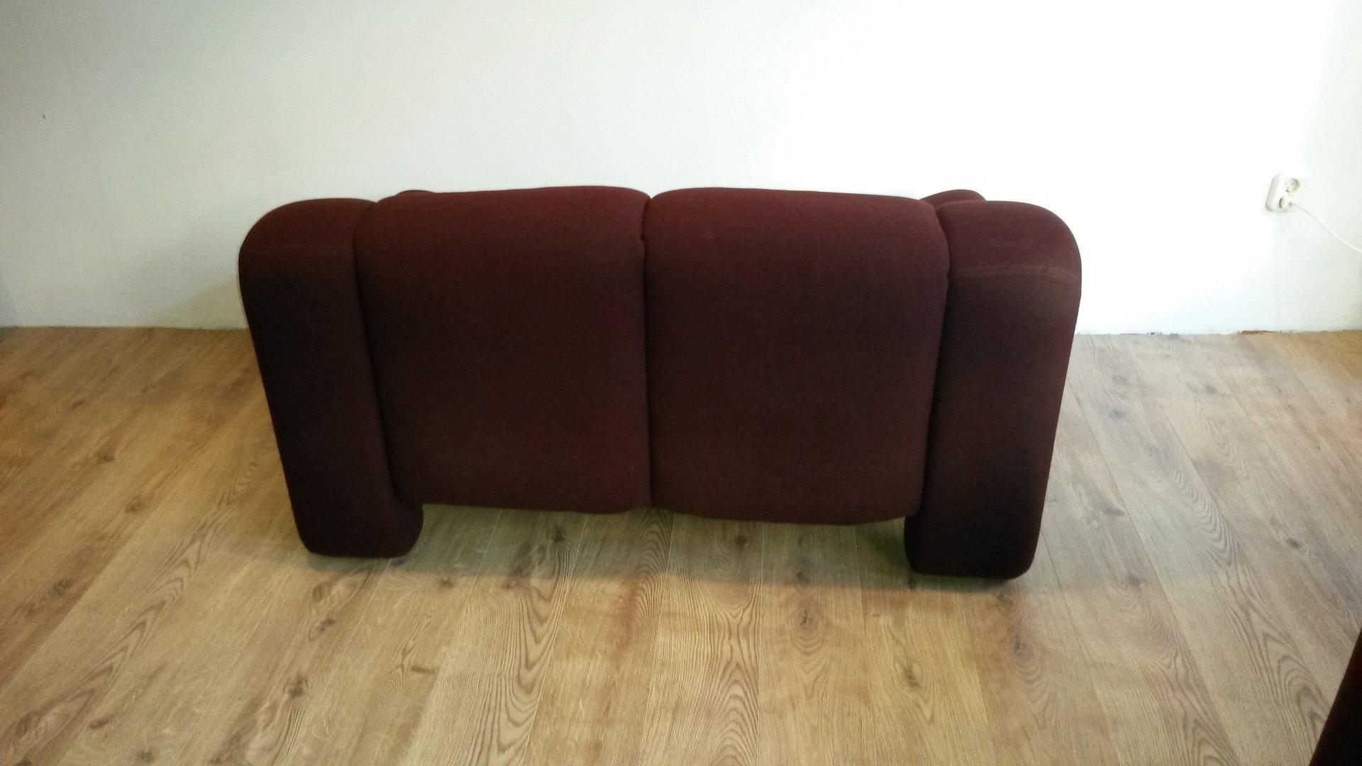 Zweisitzer sofa und sessel von artima 1970er bei pamono for Sessel und couch