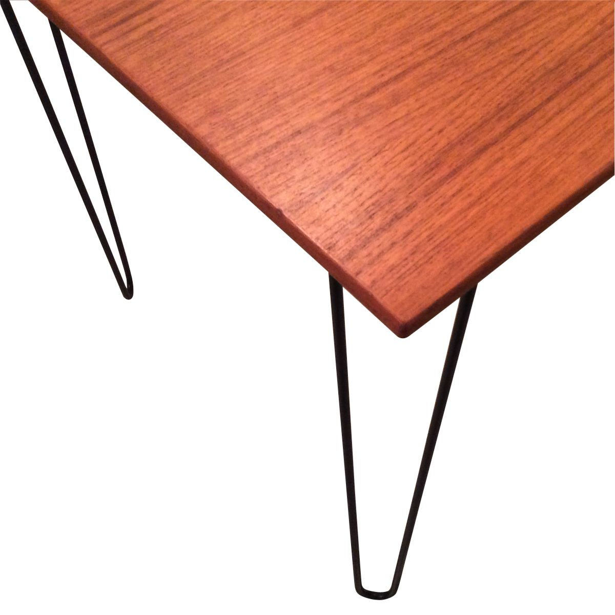 Dining Table with Hairpin Legs 1960s for sale at Pamono : dining table with hairpin legs 1960s 6 from www.pamono.co.uk size 1200 x 1200 jpeg 412kB