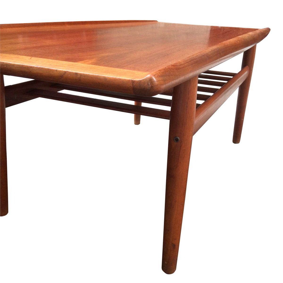 Scandinavian Coffee Table By Grete Jalk For Poul Jeppesen 1960 For Sale At Pamono