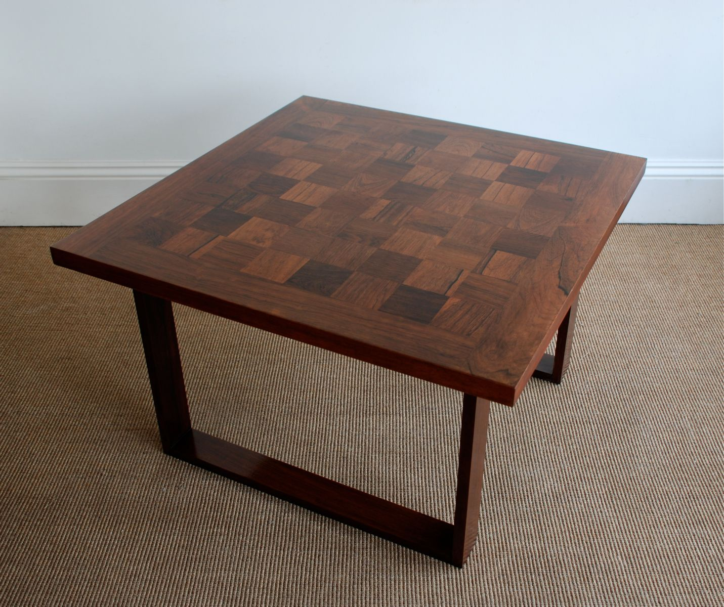 Danish Rosewood Coffee Table By Poul Cadovius For France Co 1960s For Sale At Pamono