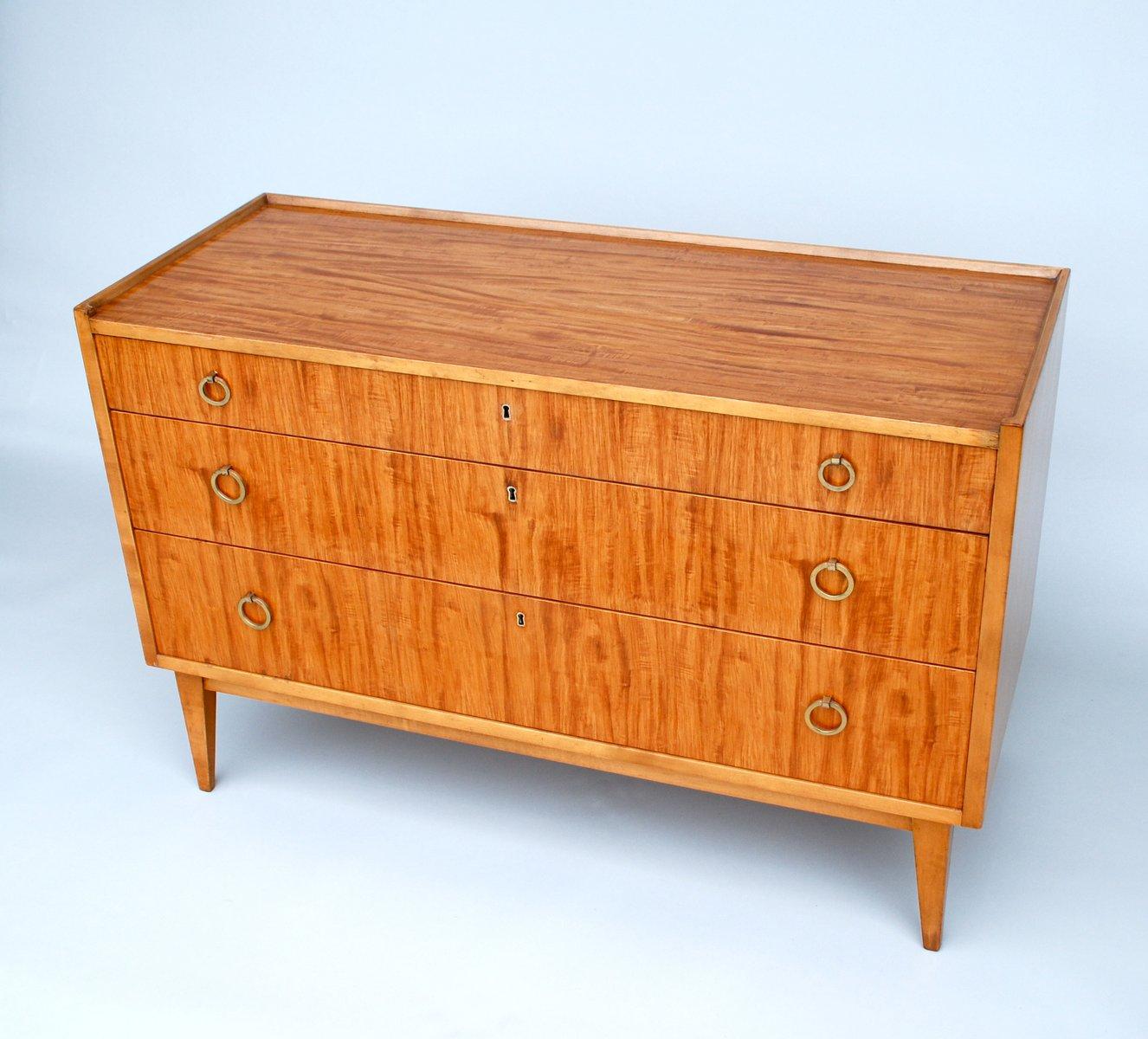 d nische mid century kommode 1950er bei pamono kaufen. Black Bedroom Furniture Sets. Home Design Ideas