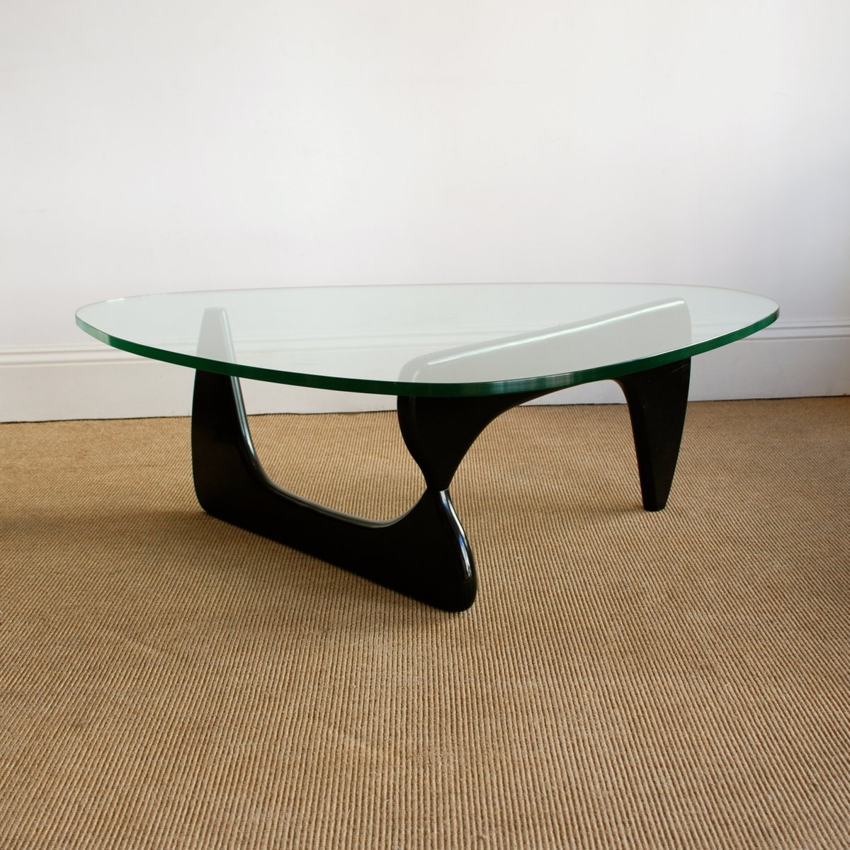 coffee table by isamu noguchi 1960er for sale at pamono. Black Bedroom Furniture Sets. Home Design Ideas