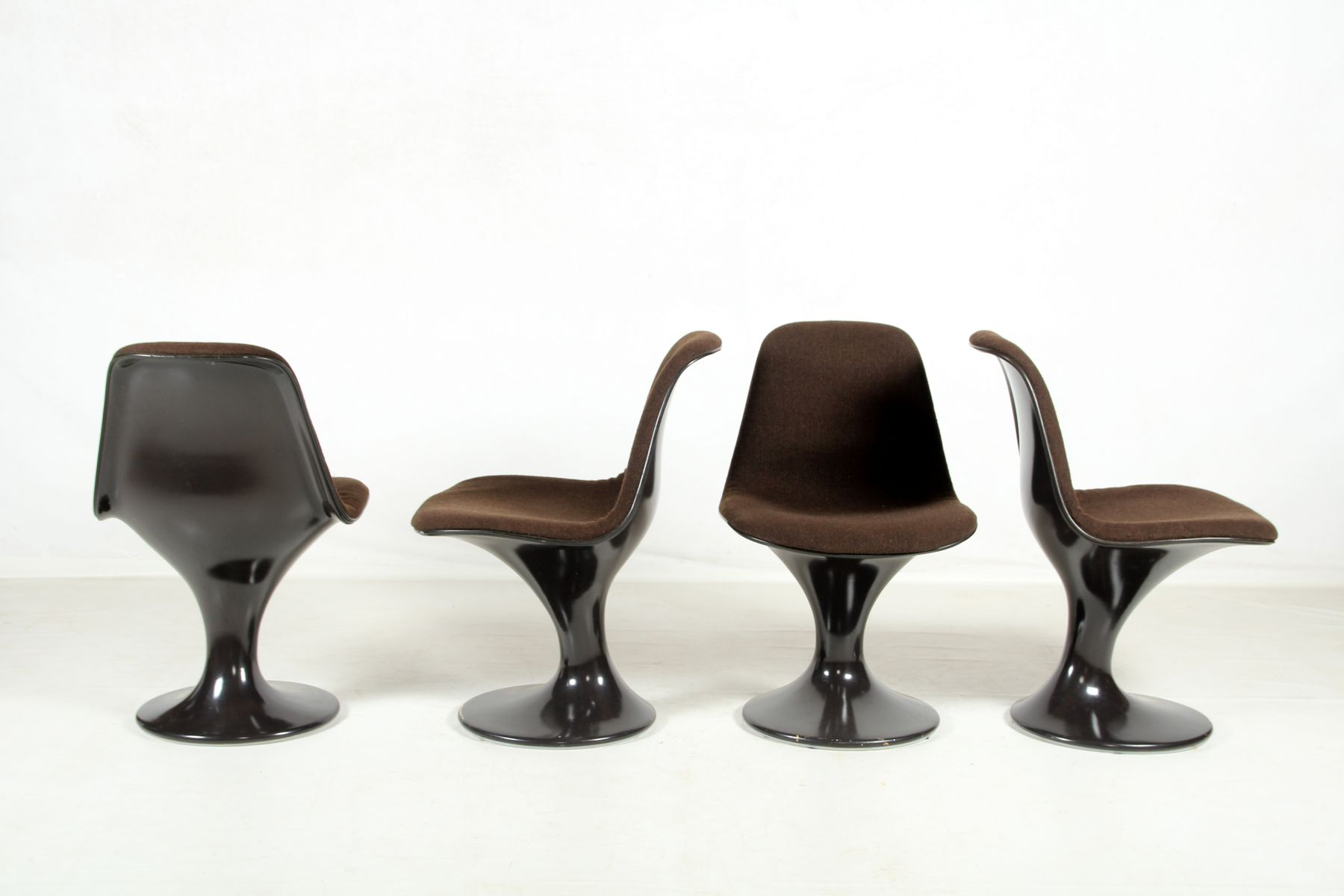 Orbit Chairs by Markus Farner and Walter Grunder for Vitra 1960s