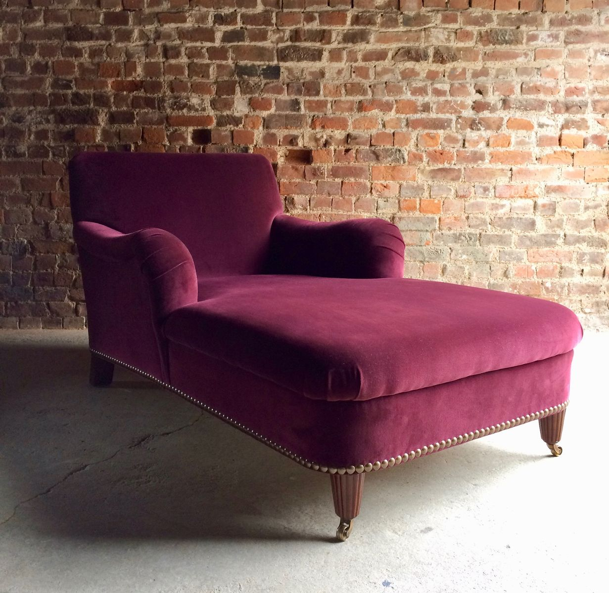 Chaise longue by ralph lauren 2007 for sale at pamono for Chaise longue for sale