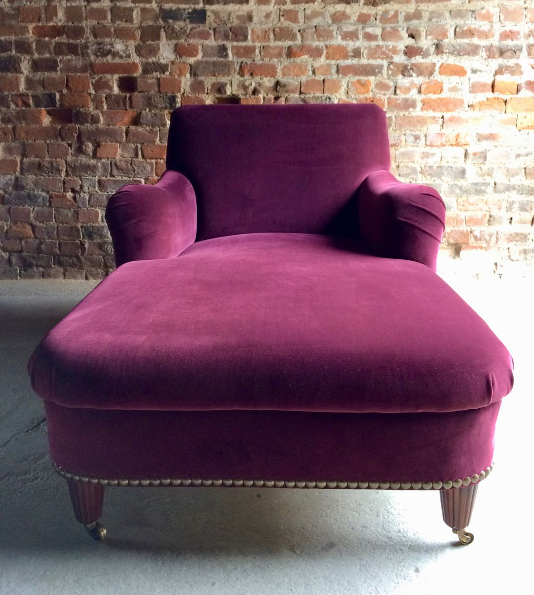 bohemian chaise longue sofa by ralph lauren 2000s for sale at pamono. Black Bedroom Furniture Sets. Home Design Ideas